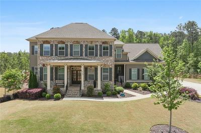 Powder Springs Single Family Home For Sale: 5725 Sunburst Drive