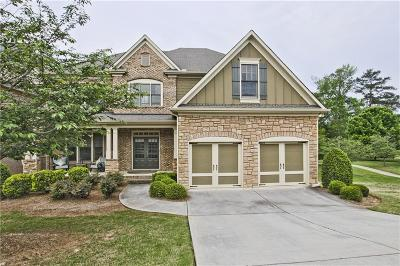 Suwanee Single Family Home For Sale: 3504 Willow Glen Trail