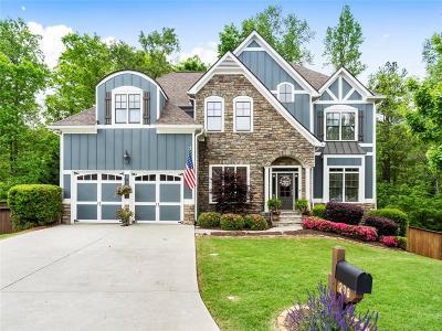 Dallas Single Family Home For Sale: 239 Cedar Ridge Way