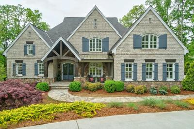 Suwanee Single Family Home For Sale: 4971 Roaring Fork Pass