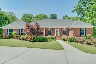Snellville Single Family Home For Sale: 2185 Webb Gin House Road