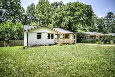 Decatur Single Family Home For Sale: 1645 Carter Road