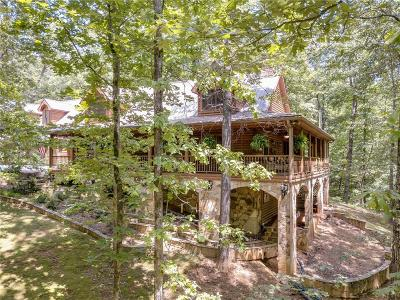 Habersham County Single Family Home For Sale: 112 N Falling Waters Drive