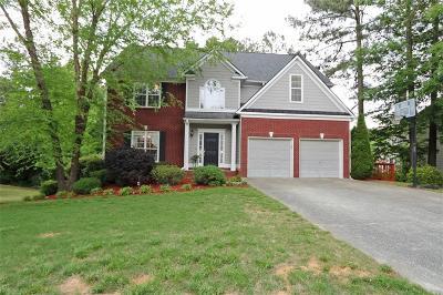 Acworth Single Family Home For Sale: 240 Thunder Ridge Drive