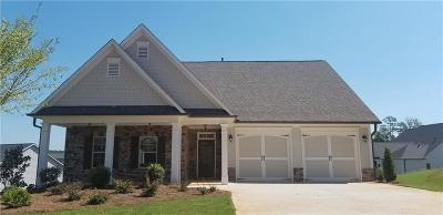 Woodstock Single Family Home For Sale: 302 Sweetbriar Circle