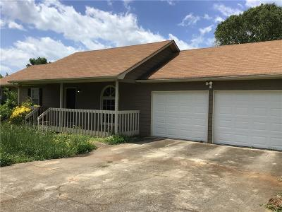 Paulding County Rental For Rent: 45 Water Way Trail