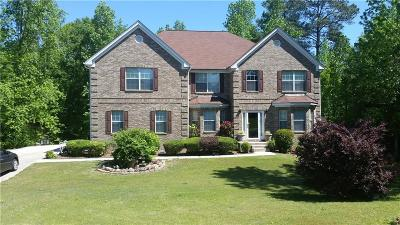 Stockbridge Single Family Home For Sale: 100 Hanes Creek Drive