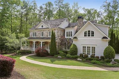 Alpharetta Single Family Home For Sale: 850 Owens Lake Road