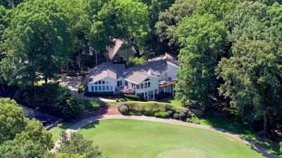 Roswell Single Family Home For Sale: 425 Millbank Place