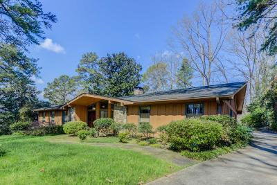 Brookhaven Single Family Home For Sale: 1360 Epping Forest Drive NE