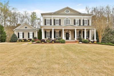Fayetteville Single Family Home For Sale: 160 Ashborough Park
