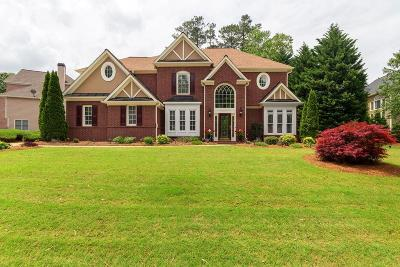 Kennesaw Single Family Home For Sale: 3880 Greensward View NW