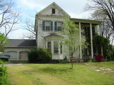 Lumpkin County Single Family Home For Sale: 237 S Park Street