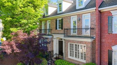 Vinings Condo/Townhouse For Sale: 4744 Ivy Ridge Drive SE