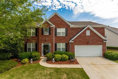 Peachtree City Single Family Home For Sale: 356 Aster Ridge Trail