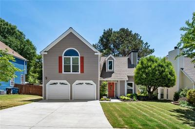Alpharetta Single Family Home For Sale: 2725 Laurelwood Lane