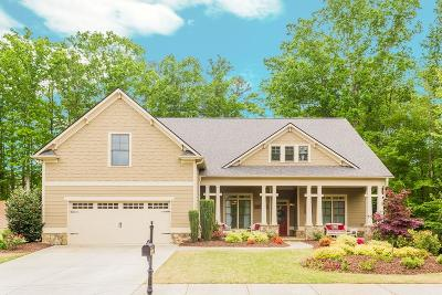 Buford Single Family Home For Sale: 3114 Perimeter Circle
