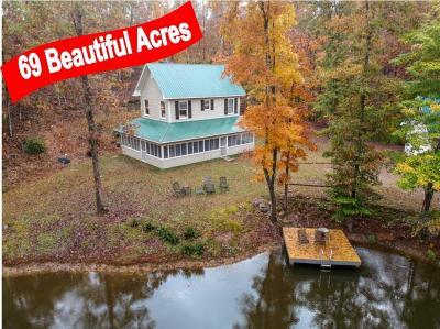 Rockmart Single Family Home For Sale: Vinson Mountain Road