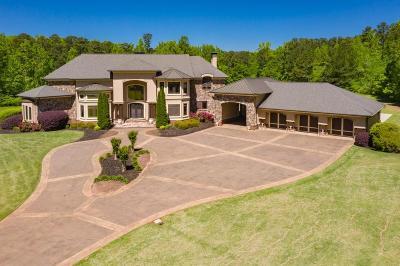 Monroe Single Family Home For Sale: 3190 Bunk Tillman Road