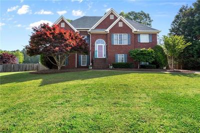 Cartersville Single Family Home For Sale: 29 Churchill Downs NE