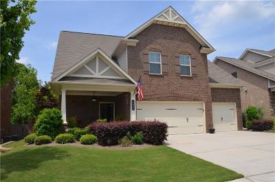 Grayson Single Family Home For Sale: 397 Sawyer Meadow Way