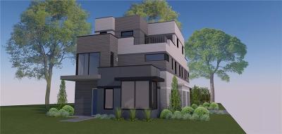Old Fourth Ward Condo/Townhouse For Sale: 493 Winton Terrace NE #B