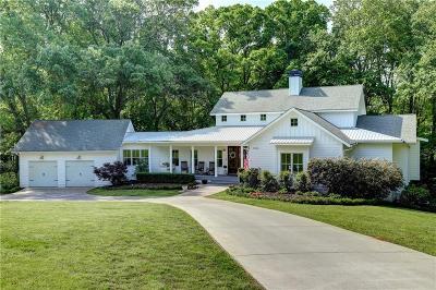 Canton Single Family Home For Sale: 4086 E Cherokee Drive