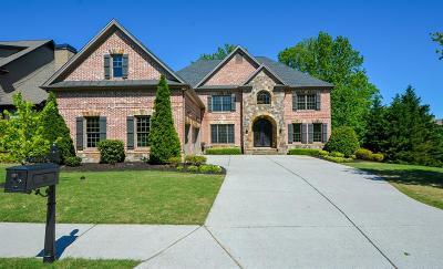 Buford Single Family Home For Sale: 2452 Walkers Glen Lane