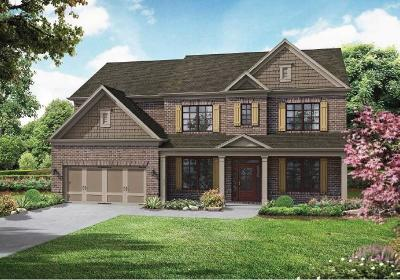 Buford Single Family Home For Sale: 2189 Holland Creek Lane
