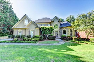 Suwanee Single Family Home For Sale: 5955 Ettington Drive