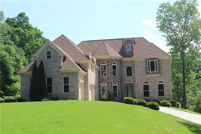 Forsyth County Single Family Home For Sale: 8945 Private Cove Drive