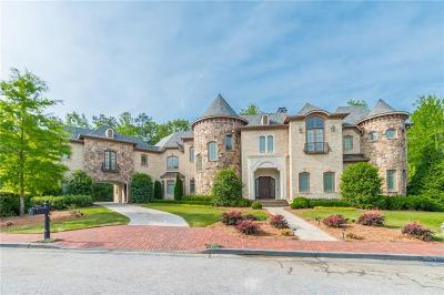 Cherokee County, Cobb County, Paulding County Single Family Home For Sale: 3660 Rivers Call Boulevard