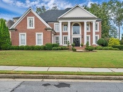 Suwanee Single Family Home For Sale: 3468 Binghurst Road