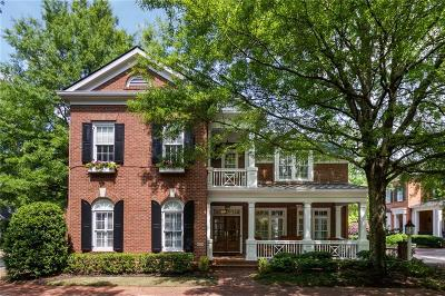 Dunwoody GA Single Family Home For Sale: $899,000