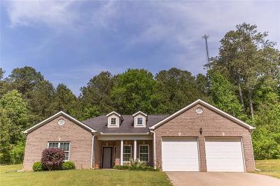 Plainville Single Family Home For Sale: 265 Scott Lake Road SW