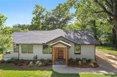 Decatur Single Family Home For Sale: 1327 Carter Road