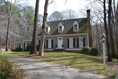 Milton Single Family Home For Sale: 14845 E Bluff Road