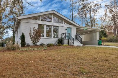 Decatur Single Family Home For Sale: 2203 Tanglewood Road