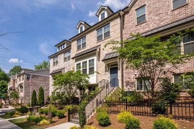 Chamblee Condo/Townhouse For Sale: 4132 Charlotte Way