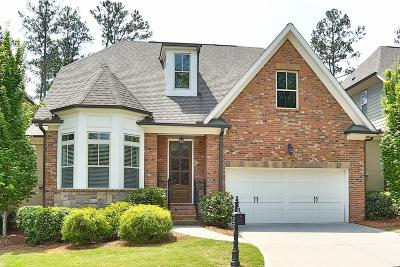 Alpharetta Condo/Townhouse For Sale: 15 Nesbit Reserve Court
