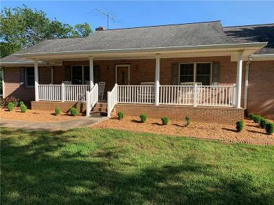 Cumming Single Family Home For Sale: 3911 Hurt Bridge Road