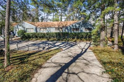 Atlanta Single Family Home For Sale: 2049 Perkerson Road SW