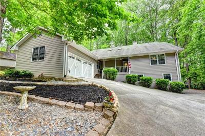 Buford Single Family Home For Sale: 6318 Ansel Court NE