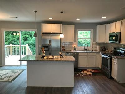 Adairsville Single Family Home For Sale: 740 Towe Chapel Road NW