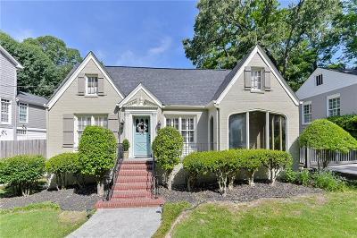 Atlanta Single Family Home For Sale: 3556 Kingsboro Road NE