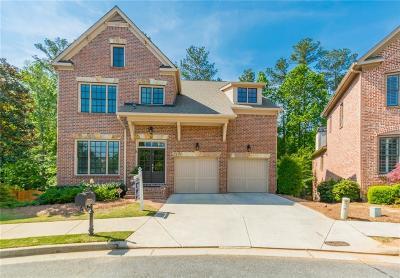 Alpharetta Single Family Home For Sale: 640 Society Street