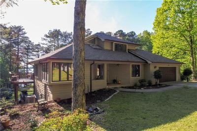 Buford Single Family Home For Sale: 6602 Garrett Road