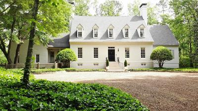 Roswell Single Family Home For Sale: 3812 Rock Ivy Trail NE
