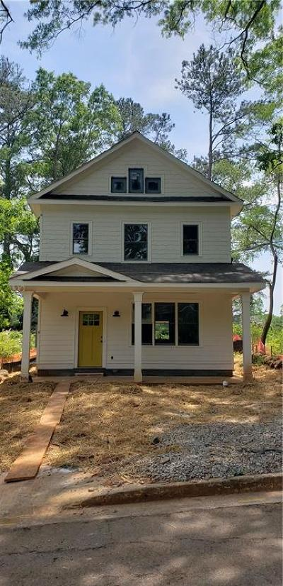 Decatur Single Family Home For Sale: 2839 Lincoln Drive