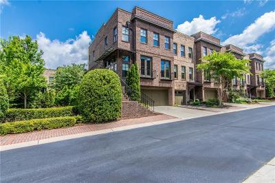 Roswell Condo/Townhouse For Sale: 545 Canton Walk